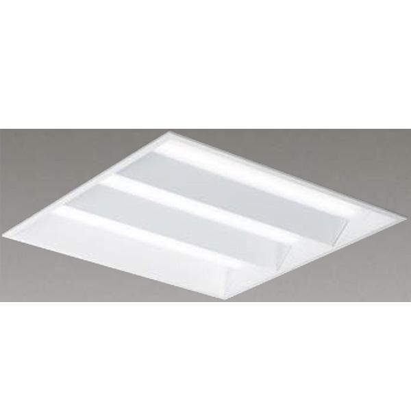 【LEKR760652WW-LD9】東芝 LEDベースライト TENQOOスクエア LEDバータイプ 埋込形 下面開放タイプ 埋込形□600 色温度3500K Ra83 FHP45