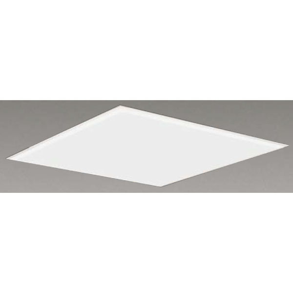 【LEKR712141FL-LD9】東芝 LEDベースライト TENQOOスクエア パネルタイプ 間接光風パネルタイプ 乳白パネル 下面カバー ペン皿タイプ