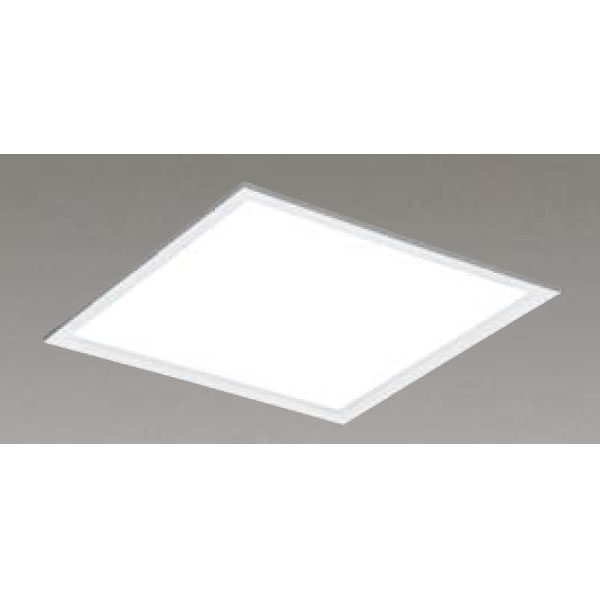 【LEKR745651FN-LD9】東芝 LEDベースライト TENQOOスクエア パネルタイプ 間接光風パネルタイプ 乳白パネル 埋込形□450 色温度5000K