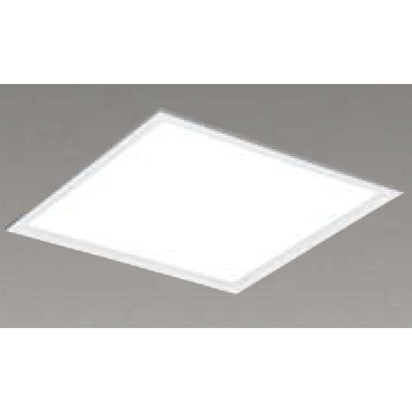 【LEKR727401FW-LD9】東芝 LEDベースライト TENQOOスクエア パネルタイプ 間接光風パネルタイプ 乳白パネル 埋込形□275 色温度4000K