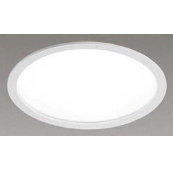 【LEKR660701FWW-LD9】東芝 LEDベースライト TENQOOスクエア パネルタイプ 丸形埋込形 LED グレースベースライト 埋込形□600 色温度3500K