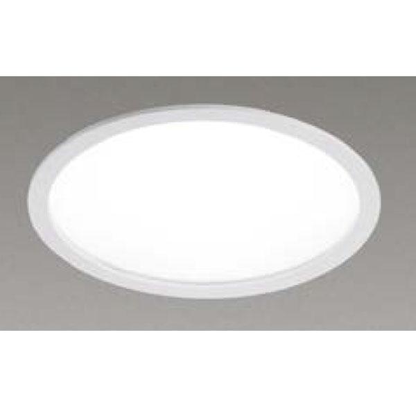 【LEKR645351FL-LD9】東芝 LEDベースライト TENQOOスクエア パネルタイプ 丸形埋込形 LED グレースベースライト 埋込形□450 色温度3000K