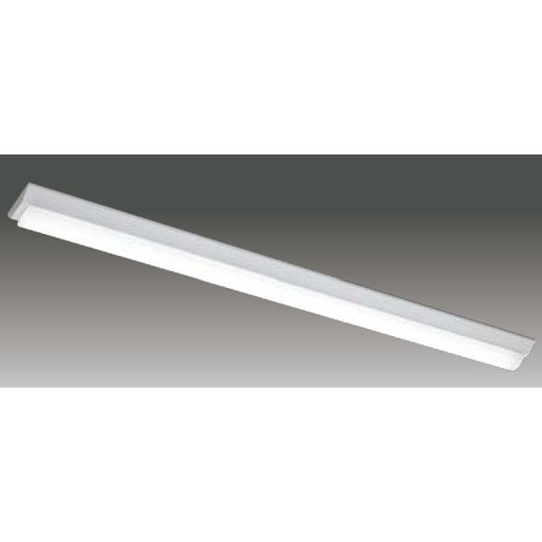 【LEET-41201E-LS9+LEEM-40524WW-HG】東芝 LEDベースライト TENQOOシリーズ 低ノイズ器具 40タイプ直付形W120 Ra83 ハイグレード