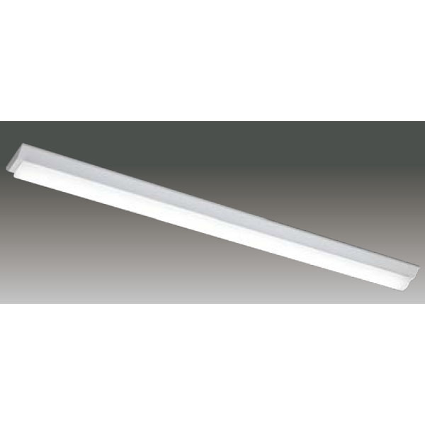 【LEET-41201E-LS9+LEEM-40203N-01】東芝 LEDベースライト TENQOOシリーズ 低ノイズ器具 40タイプ直付形W120 Ra83 一般タイプ