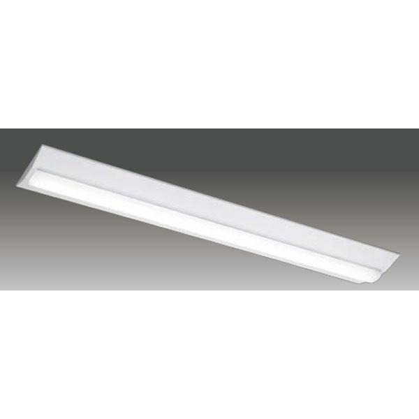 【LEET-42301E-LS9+LEEM-40523W-01】東芝 LEDベースライト TENQOOシリーズ 低ノイズ器具 40タイプ直付形W230 Ra83 一般タイプ