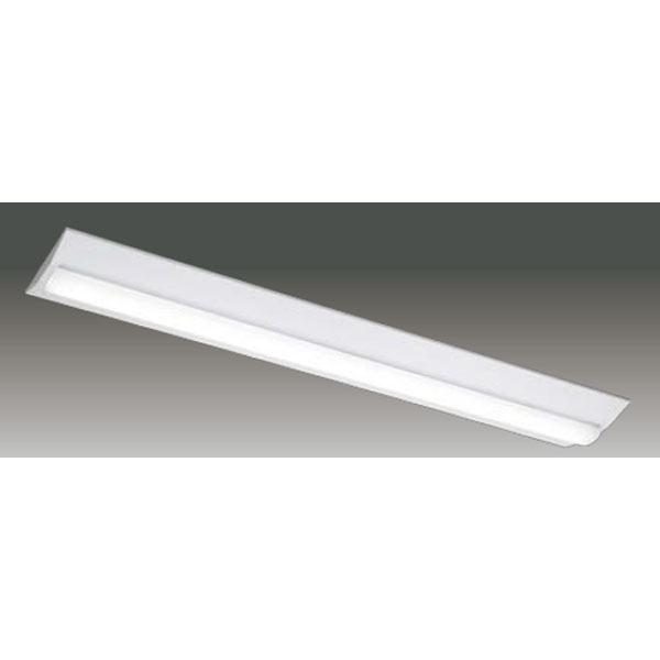 【LEET-42301E-LS9+LEEM-40323WW-01】東芝 LEDベースライト TENQOOシリーズ 低ノイズ器具 40タイプ直付形W230 Ra83 一般タイプ