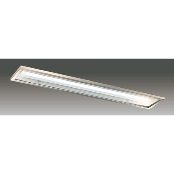 【LEER-42241WA-LS9+LEEM-40323N-WP】東芝 LEDベースライト TENQOOシリーズ HACCP対応器具 HACCP対応器具 40タイプ 直付形 防湿形