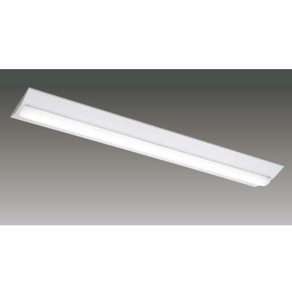 【LEET-42351C6-LD9+LEEM-40203W-01】東芝 LEDベースライト TENQOOシリーズ クリーンルーム向け器具 クリーンルーム向け 40タイプ
