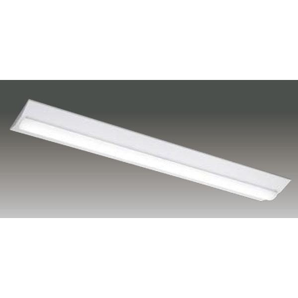 【LEET-42351C6T-LS9+LEEM-41203N-PS】東芝 LEDベースライト TENQOOシリーズ クリーンルーム向け クリーンルーム向け 直付形