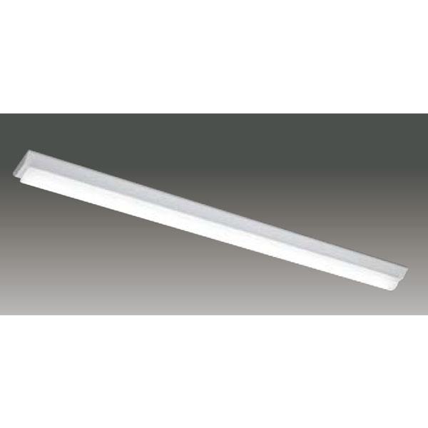 【LEET-41251C8T-LS9+LEEM-41003N-PS】東芝 LEDベースライト TENQOOシリーズ クリーンルーム向け クリーンルーム向け 直付形