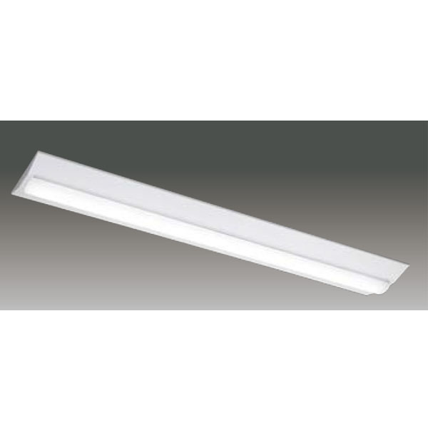 【LEET-42351C8T-LS9+LEEM-41203W-01】東芝 LEDベースライト TENQOOシリーズ クリーンルーム向け クリーンルーム向け 直付形