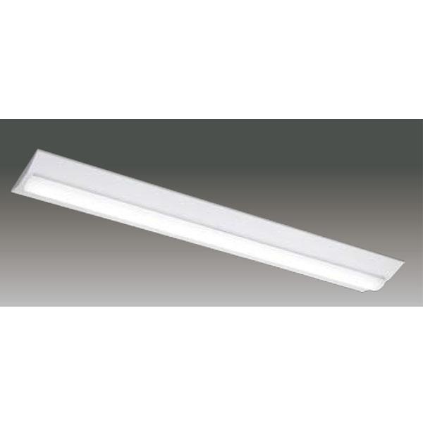 【LEET-42351C8T-LS9+LEEM-41203WW-01】東芝 LEDベースライト TENQOOシリーズ クリーンルーム向け クリーンルーム向け 直付形
