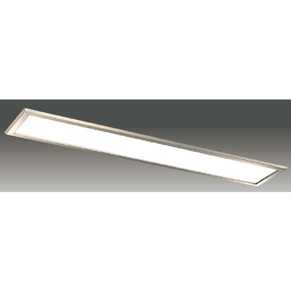 【LEER-42501-LD9+LEEM-40253L-VB】東芝 LEDベースライト TENQOOシリーズ HACCP・クリーンルーム兼用形器具 40タイプ