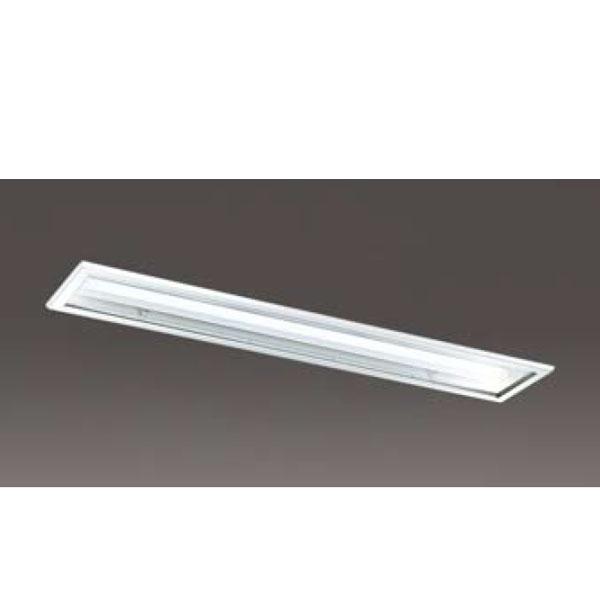 【LER-42433-LS9】東芝 直管形LEDベースライト HACCP・クリーンルーム兼用形器具 LDL40×2 【TOSHIBA】