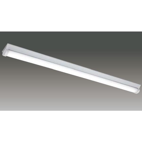 【LEKTW412253SN-LS9】東芝 LEDベースライト TENQOOシリーズ 防湿・防雨形(ステンレス 白色タイプ) 直付形 40タイプ W120 一般タイプ