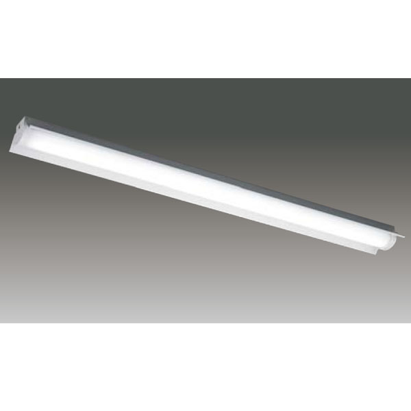 【LEKTW415693SN-LS9】東芝 LEDベースライト TENQOOシリーズ 防湿・防雨形(ステンレス 白色タイプ) 直付形 40タイプ 反射笠 一般タイプ