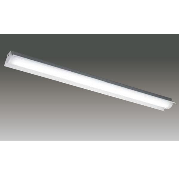 【LEKTW415253SN-LS9】東芝 LEDベースライト TENQOOシリーズ 防湿・防雨形(ステンレス 白色タイプ) 直付形 40タイプ 反射笠 一般タイプ