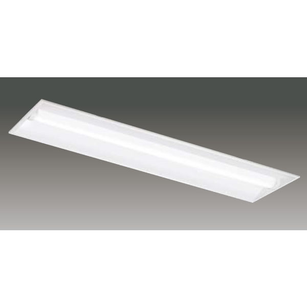 【LEKRW422253SN-LS9】東芝 LEDベースライト TENQOOシリーズ 防湿・防雨形(ステンレス 白色タイプ) 埋込形 40タイプ 下面開放 W220