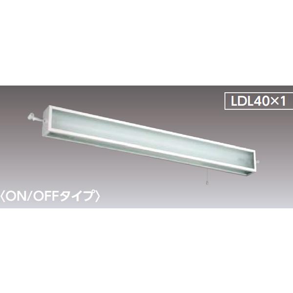 【LEDTS-41864YK-LS9】東芝 直管LED 非常用照明器具 センサー付階段灯 [常時・非常時LED点灯] 40タイプ