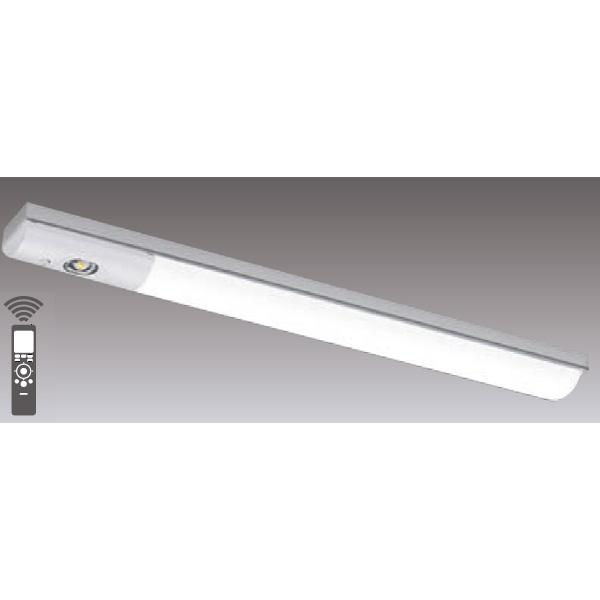 【LEKTS207164WW-LS9】東芝 TENQOOシリーズ 非常用照明器具 20タイプ直付(W70) 高出力タイプ 直 一般タイプ FL20×2相当 非調光