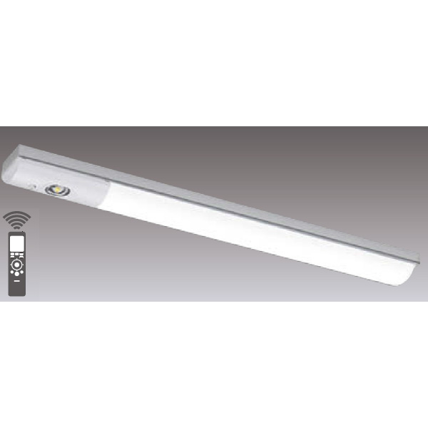 【LEKTS207084WW-LS9】東芝 TENQOOシリーズ 非常用照明器具 20タイプ直付(W70) 高出力タイプ 直 一般タイプ FL20×1相当 非調光