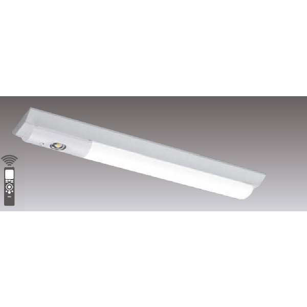 【LEKTS212164W-LS9】東芝 TENQOOシリーズ 非常用照明器具 20タイプ直付(W120) 高出力タイプ 一般タイプ FL20×2相当 非調光