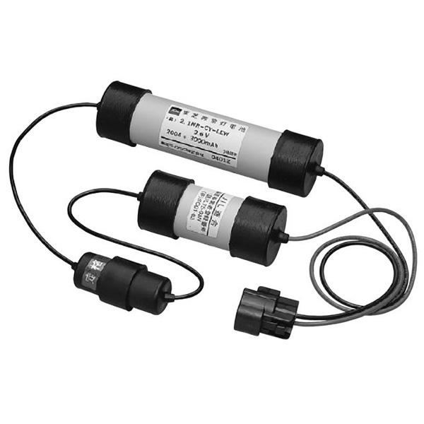 【2・1NR-CY-LEWB】東芝 誘導灯・非常用照明器具 交換電池 【TOSHIBA】
