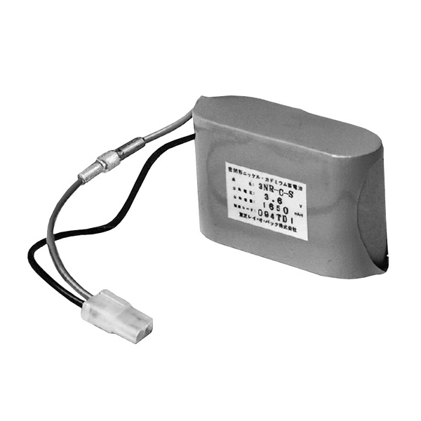 【4NR-C-SB】東芝 誘導灯・非常用照明器具 交換電池 【TOSHIBA】