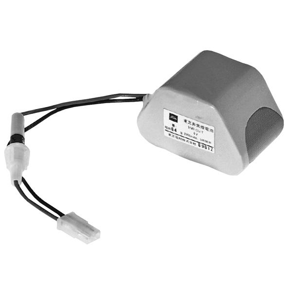【5NR-CU-TB】東芝 誘導灯・非常用照明器具 交換電池 【TOSHIBA】