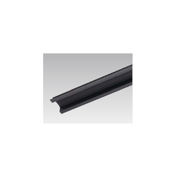 【NDR0260(K)】東芝 ライティングレール 形 埋込枠(3m)(黒) 【TOSHIBA】