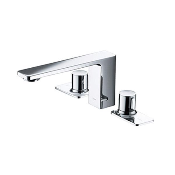 【TBX20A】TOTO 浴室用水栓 台付2ハンドル混合水栓 受注生産品 【トートー】