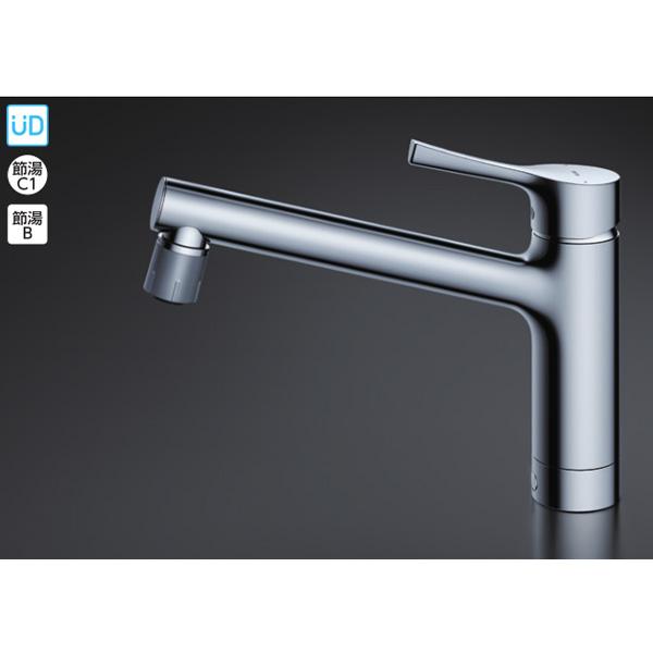 【TKS05303J】TOTO キッチン用水栓金具 台付シングル混合水栓 【トートー】