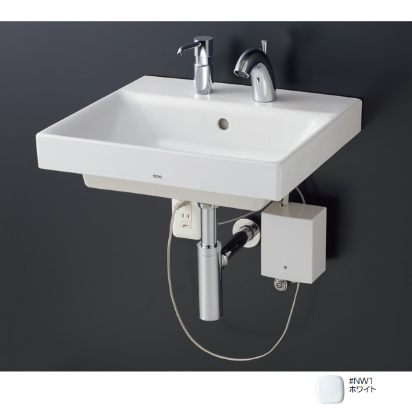 【LSC722AAPNW】TOTO 壁掛洗面器 ベッセル式洗面器セット一式 NW1(ホワイト) 【トートー】