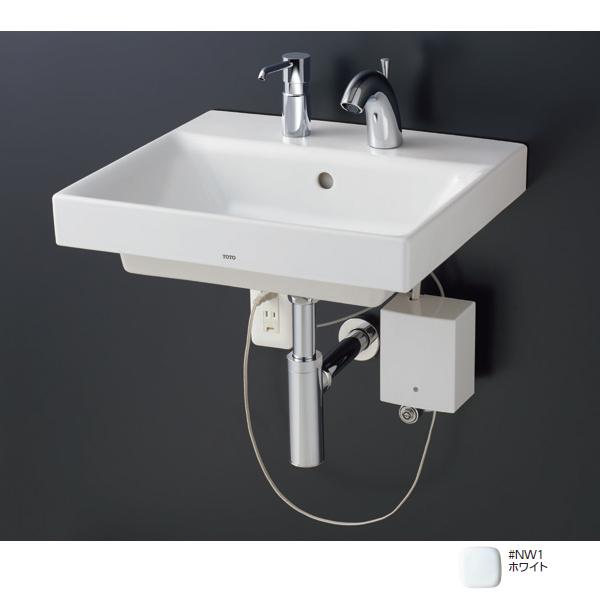 LSC722BASNW TOTO 壁掛洗面器 ベッセル式洗面器セット一式 ホワイト 注文後の変更キャンセル返品 即納 トートー NW1