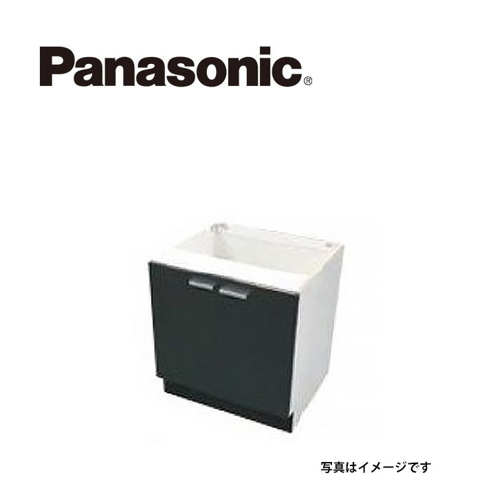 Panasonic パナソニック AD-KZ6D85Z1HK 置台 幅60cm 高さ85cm ダークグレー 組立完成品 IHクッキングヒーター 関連部材
