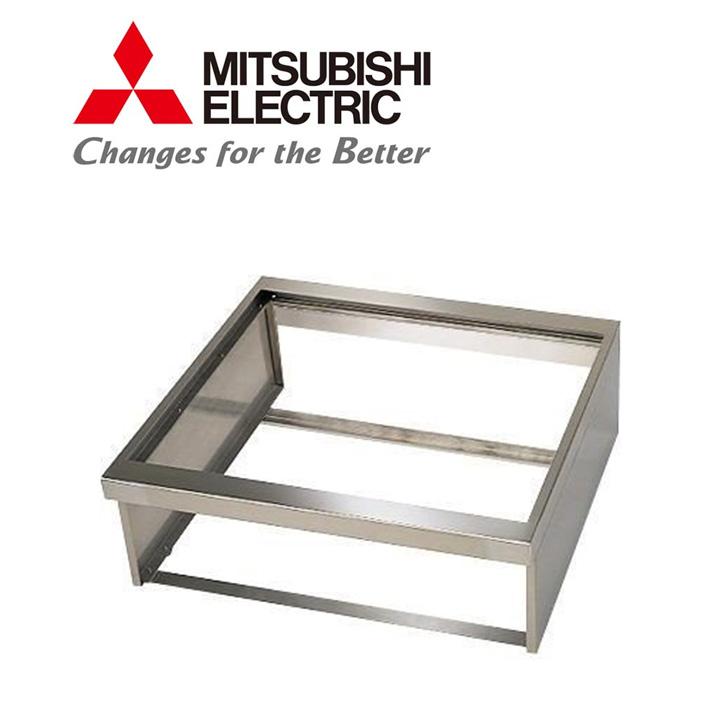 三菱 MITSUBISHI CS-ZWAKU60 ビルトイン型用設置枠 トップ幅60cm IHクッキングヒーター 関連部材