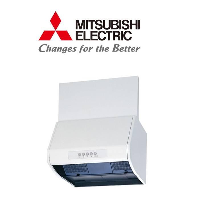 三菱 MITSUBISHI V-6037KLR7-BL 本体幅60cm 換気扇 ロスナイ レンジフードファン BL認定品 深形 標準タイプ