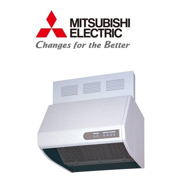 三菱 MITSUBISHI V-604KQH7 本体幅60cm 高さ60cm 換気扇 ロスナイ レンジフードファン 深形 熱交換・強制同時給排気タイプ