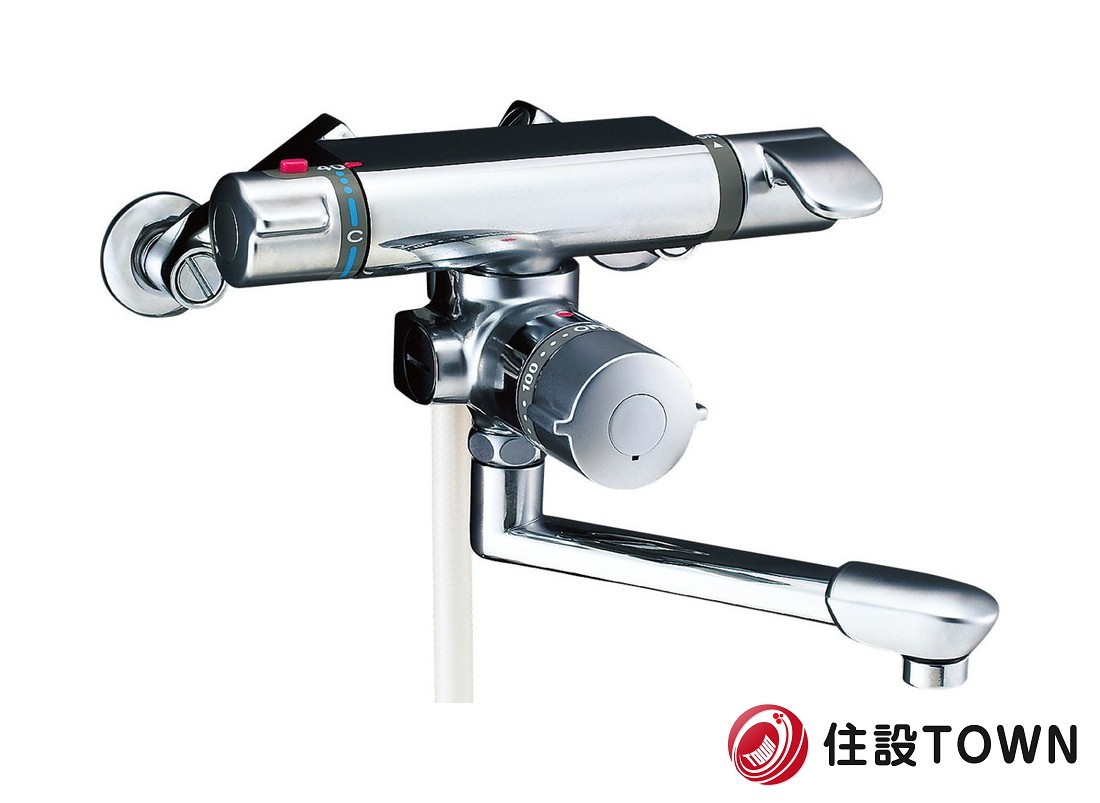 浴室水栓 シャワー水栓 在庫処分 定量止水付き 2020秋冬新作 LIXIL bf-7140tnsd
