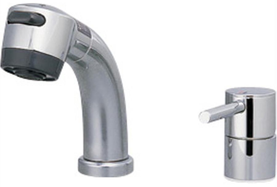 【GLM01SFA】パナソニックシングルレバーシャワー混合栓 一般地用(旧品番:CQ01SFZ、CQ01SFANZ)