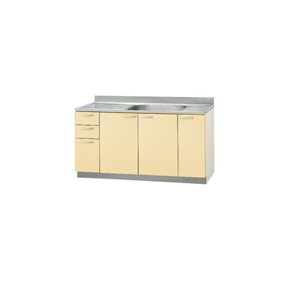 クリナップ キッチン ボックスタイプ 日本未発売 TAT-150M-R セパレートタイプ さくら 商品