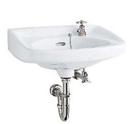 ジャニス 小形洗面器 L161 排水仕様:壁  給水仕様:床  送料無料 在庫有りなら即日出荷可能 洗面 洗面器 手洗 手洗器 小型 沖縄、北海道、離島はご注文不可
