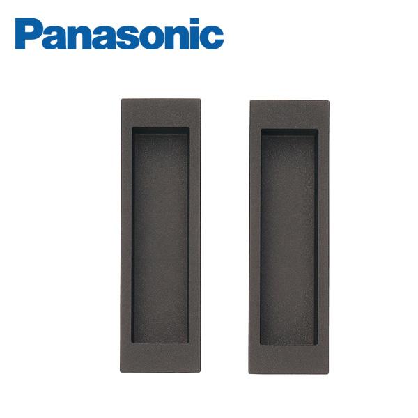 パナソニック 内装ドア 安心の定価販売 角型引手 C1型 空錠 ワンタッチ Panasonic 送料無料カード決済可能 塗装 オフブラック色 MJE1PC13BK