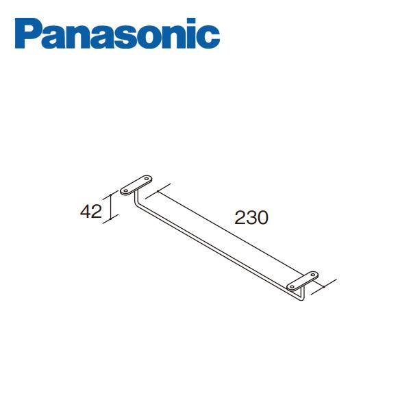 パナソニック SEAL限定商品 国内正規品 フレームシェルフ ハンギングバーS Panasonic QEF1HBSBK