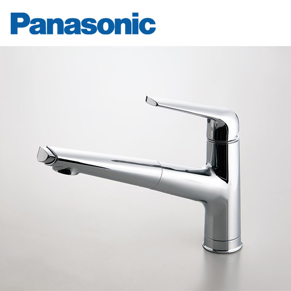 パナソニック 水栓金具 混合水栓サラサラワイドシャワー エコカチット水栓 40%OFFの激安セール お歳暮 QS03FPSNE Panasonic 一般地仕様