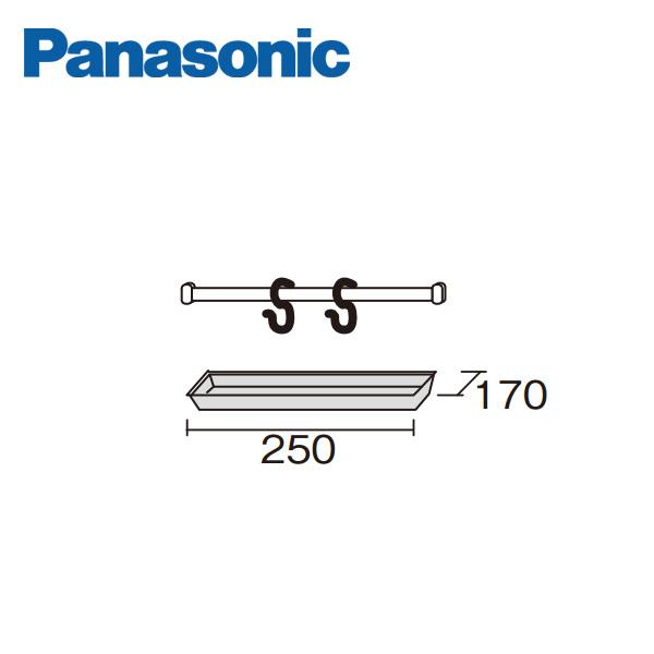 パナソニック 玄関用収納 コンポリア セール開催中最短即日発送 タイムセール 1.5型傘収納部材 QCE2PU Panasonic