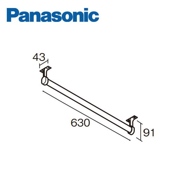 驚きの値段 新作 パナソニック 玄関用収納 エントランスパーツ Panasonic 傘パイプ QEE1PK7N1