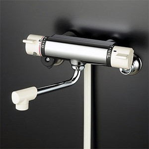KVK バスルーム用壁付サーモスタット式シャワー 混合栓 KF800 リフォームや交換・現場などにいかがですか?