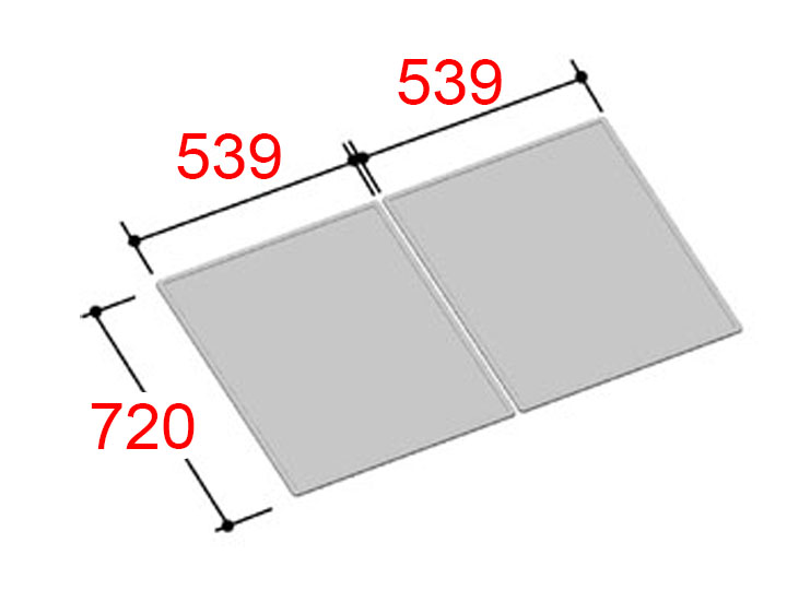 送料無料 LIXIL 組フタ[YFK-1175B(13)] YFK-1175B(13)