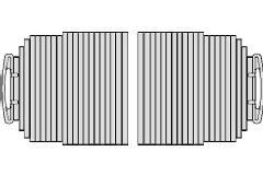 【地域により別途送料有】NORITZ ノーリツ ふろふた(FC1680K-GY/SB) KFFSH01